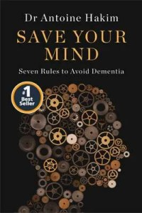 Save Your Mind - Book Cover