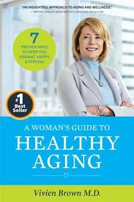 A Woman's Guide To Healthy Aging - book cover
