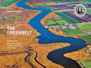 The Greenbelt - IBPA book cover