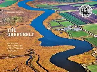 The Greenbelt - IBPA book cover