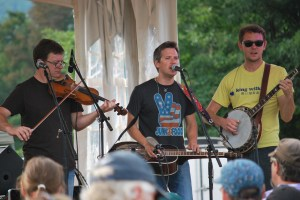 Brew Ridge Music Festival - Infamous StringDusters