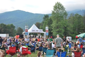 Brew Ridge Music Festival - The Gig