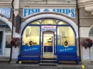 Mermaid Fish Bar