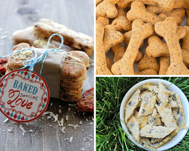 do it yourself dog treats