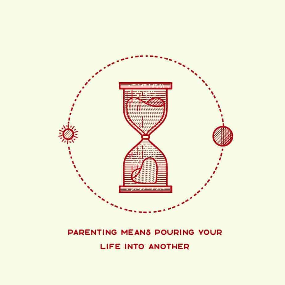 parenting artwork