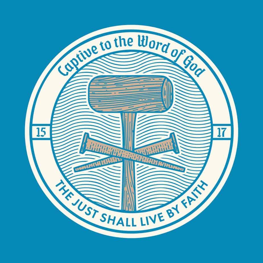 Reformation badge