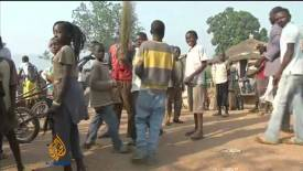 Central African Republic - Looting and Chaos in Bangui January 2014