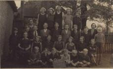Barnby School 1940