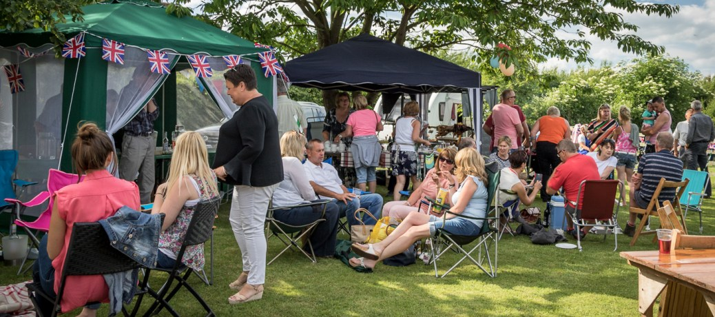 Party on the Green raises over £1000
