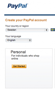 paypal personal