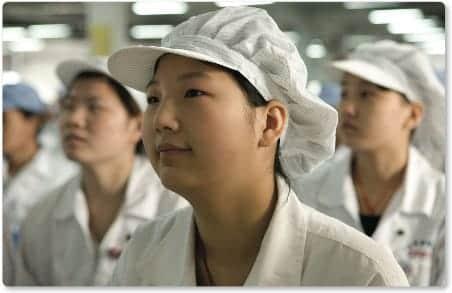 Apple i CSR-krise, rapport-foto