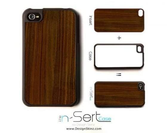 Walnut-Wood-iPhone
