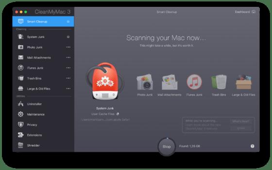Brug for akut hjælp og plads på harddisken? Her er den hurtige løsning: Download og brug CleanMyMac.