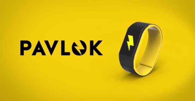 Shock Clock, vækkeur, gadget, tilbehør til smartphone, Pavlok, fars dag gave