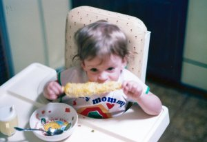 July 4th and Chip's 2nd birthday -1986