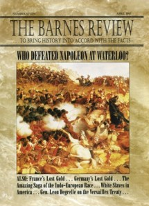 The Barnes Review, April 1995