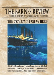 The Barnes Review, April 1997