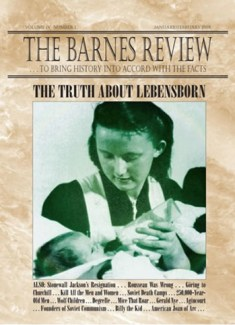 The Barnes Review, January-February 1998