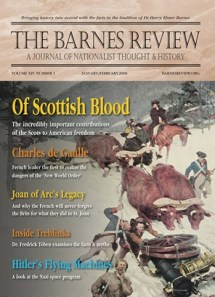 The Barnes Review, January-February 2008
