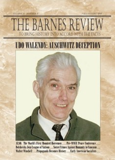 The Barnes Review, July-August 1998