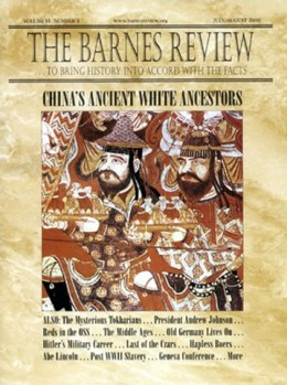The Barnes Review, July/August 2000