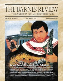 The Barnes Review, July/August 2002