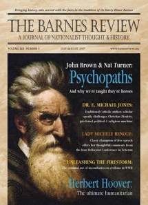 The Barnes Review, July-August 2007