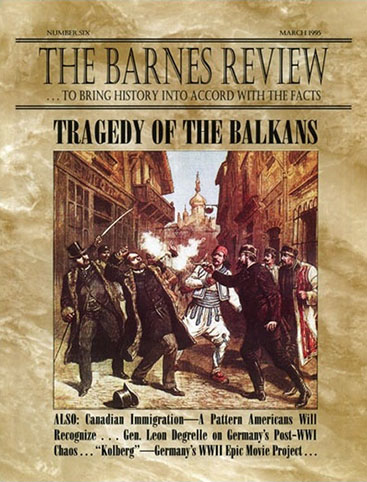 The Barnes Review, March 1995