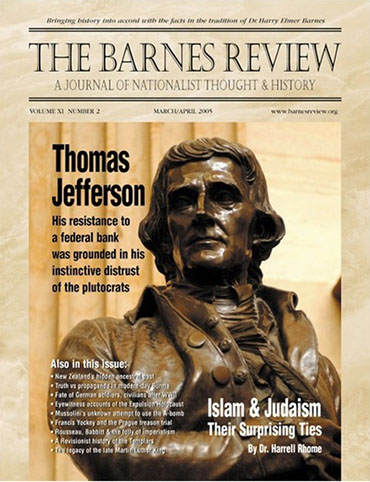 The Barnes Review, March/April 2005
