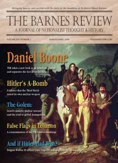 The Barnes Review, March-April 2008