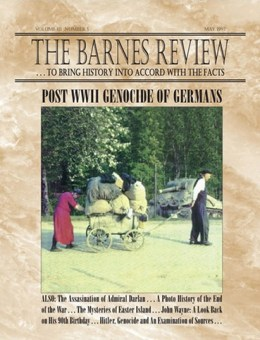 The Barnes Review, May 1997