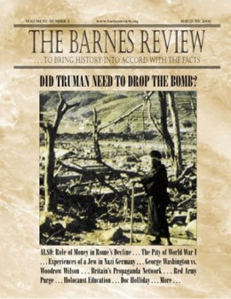 The Barnes Review, May/June 2000