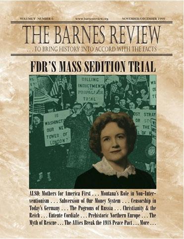 The Barnes Review, November/December 1999