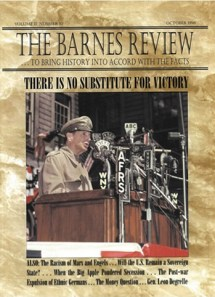 The Barnes Review, October 1996