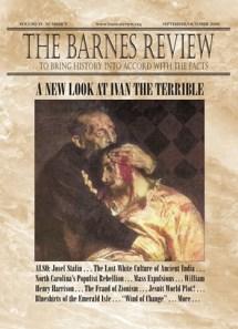 The Barnes Review, September-October 2000