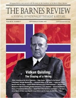 The Barnes Review, September/October 2003