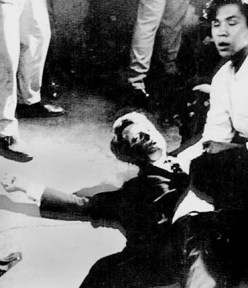 I Was There When Robert F. Kennedy Died