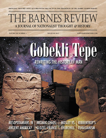The Barnes Review, May/June 2015