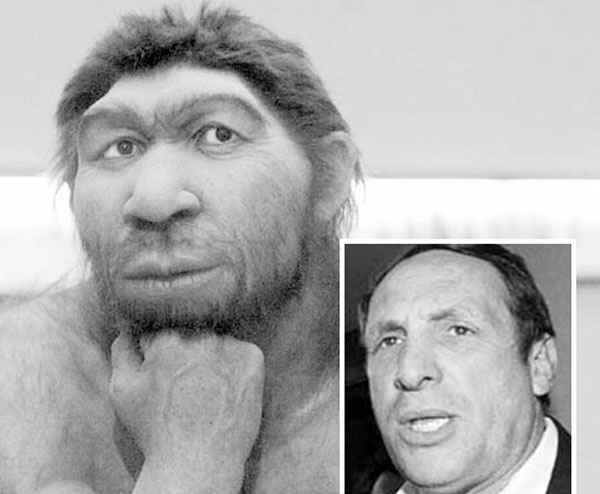 Neanderthals and Jews