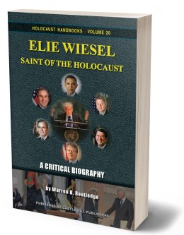 Elie Wiesel, The Saint of the Holocaust