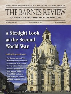 The Barnes Review, January-February 2012