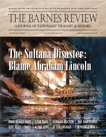 The Barnes Review, January/February 2015