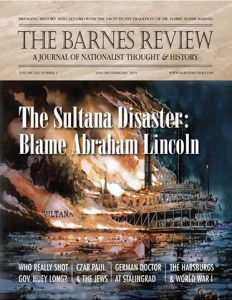 The Barnes Review, January-February 2015