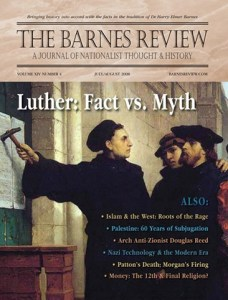 The Barnes Review, July-August 2008