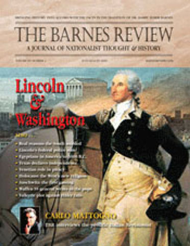 The Barnes Review, July/August 2009