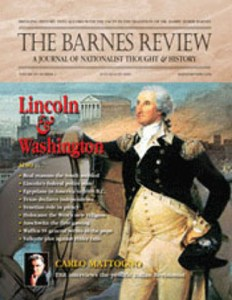 The Barnes Review, July-August 2009