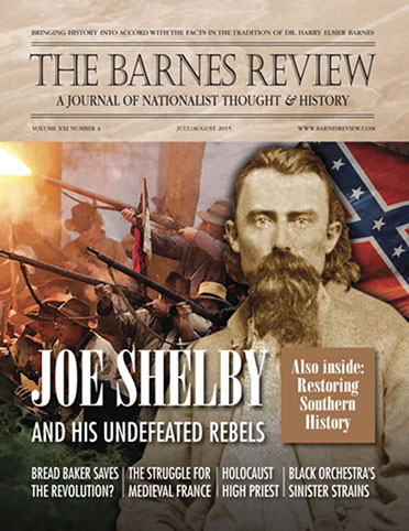 The Barnes Review, July /August 2015