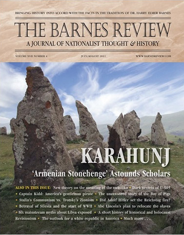 The Barnes Review, July/August 2011