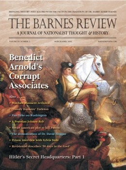 The Barnes Review, March/April 2009