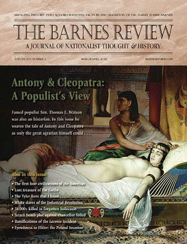 The Barnes Review, March/April 2010